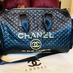 Vip Chanel tote bag